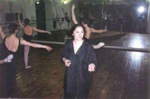 Marga Nativo - Durante le Lezioni al Florence Dance Center a Firenze