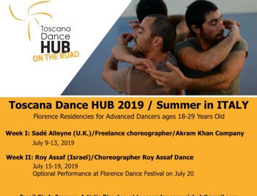 Toscana Dance Hub 20129