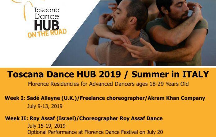 Toscana Dance Hub 2019