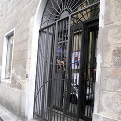 Ingresso Florence Dance Center, Storica Scuola di Danza a Firenze